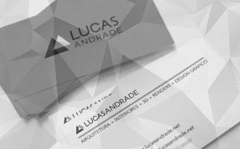 Identidade Visual – Lucas Andrade