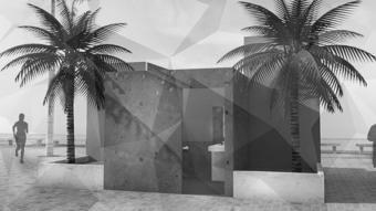 Banheiro Público Deca